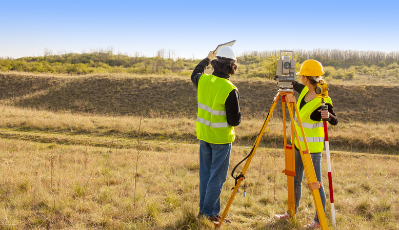 Beginners Guide to Land Surveying
